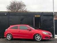 2009 VAUXHALL ASTRA 1.7 CDTi SRi 3 DOOR COUPE + VXR ALLOYS + VXR FRONT END +
