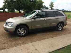 2008 Chrysler Pacifica SUV, Crossover