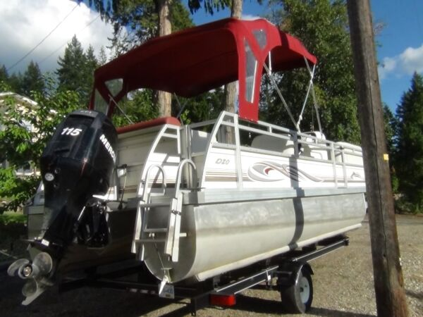 Used 2002 Other 2002 Neptune 20 foot Pontoon Boat