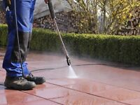 POWER WASHING / PATIO CLEANING SERVICES - DRIVES PATHS PATIOS ETC £15 P/H