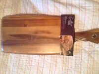 New serving board from Sainsburies