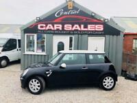 MINI HATCH 1.6 ONE SEVEN 3 DOOR LIMITED EDITION COLLECTER CAR PARTX WELCOME