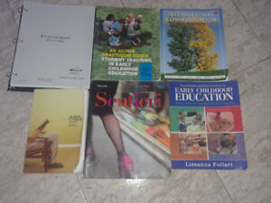 EARLY CHILDHOOD EDUCATION TEXTBOOKS