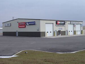 A KODIAK STEEL BUILDING IS THE ANSWER FOR BROCKVILLE ONTARIO