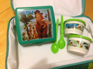 Tupperware ice age lunch pail Windsor Region Ontario image 3