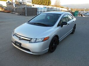 2007 Honda Civic 5 Speed 133000KMS Great Condition