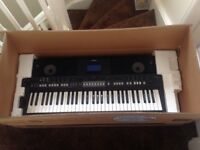 Yamaha PSR650 Keyboard Inc extras. Mint.