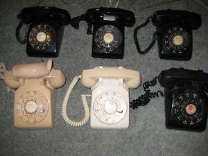 vintage dial phones