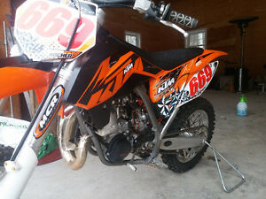 2013 KTM 85 sx ***GOOD CONDITION***