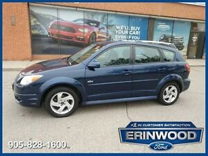 2006 Pontiac Vibe ROOF / PWR GRP / 2 SETS OF WHEELS