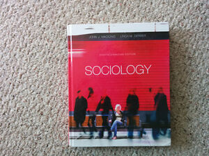 Sociology Eighth Canadian Ed (Used for first year Yukon College)