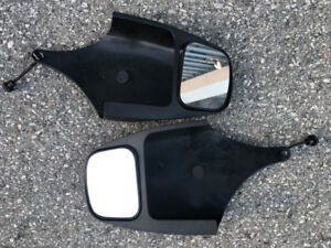 Trailer tow mirror extensions for 2009 to 2014 Ford F150