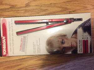 Brand new in box never used hair straightener