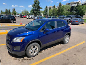 Reduced! 2014 Chevy Trax 2LT-AWD, Remote Start, Leather, Sunroof