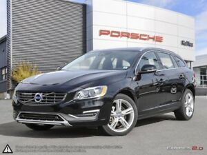 2017 VOLVO V60 T5 SE / Certified Pre-Owned Volvo 6 year/160,000