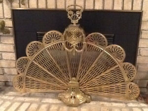 Antique Fire Place Screen. Sarnia Sarnia Area image 1