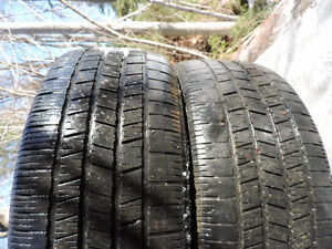 225 50 17 Hankook Optima All Season Tires, Pair Free