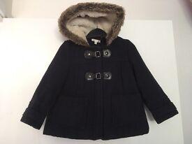 Girls John Rocha Coat Age 4-5