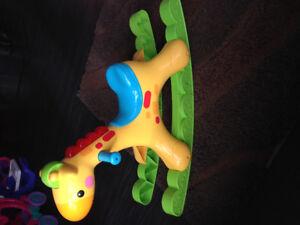 Fisher Price Musical Giraffe