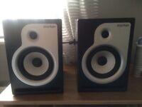 Stanton studio speakers