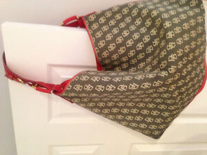 Authentic dooney and bourke handbag large
