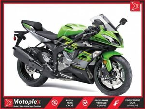 2019 Kawasaki Ninja ZX-6R Kawasaki Racing Team Edition