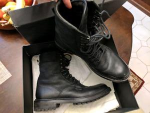 Rag and Bone spencer commando boot