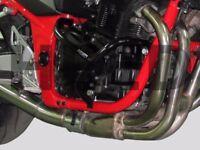 ENGINE GUARD HEED CRASH BARS Suzuki GSF 600 - 650 Bandit (95-06) large