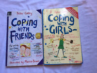 Set of 2 Peter Corey Books