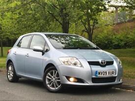 2009 Toyota Auris 1.6 VVT-i TR 5dr Hatchback Petrol Manual - P/X welcome