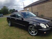 For sale Mercedes e320 auto