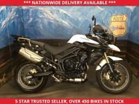 TRIUMPH TIGER TIGER 800 LIGHT WEIGHT ADVENTURE STYLE 12M MOT 2012 12