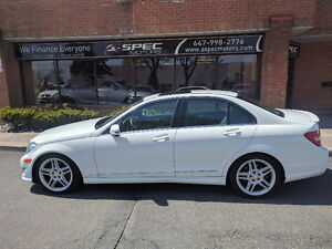 2013 Mercedes-Benz C350** One Owner, Accident Free**