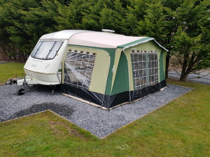 Caravan Awnings for sale in UK   80 used Caravan Awnings