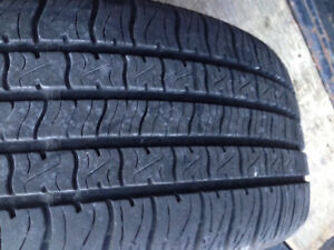 All season tires - 205/55 R16 with rims