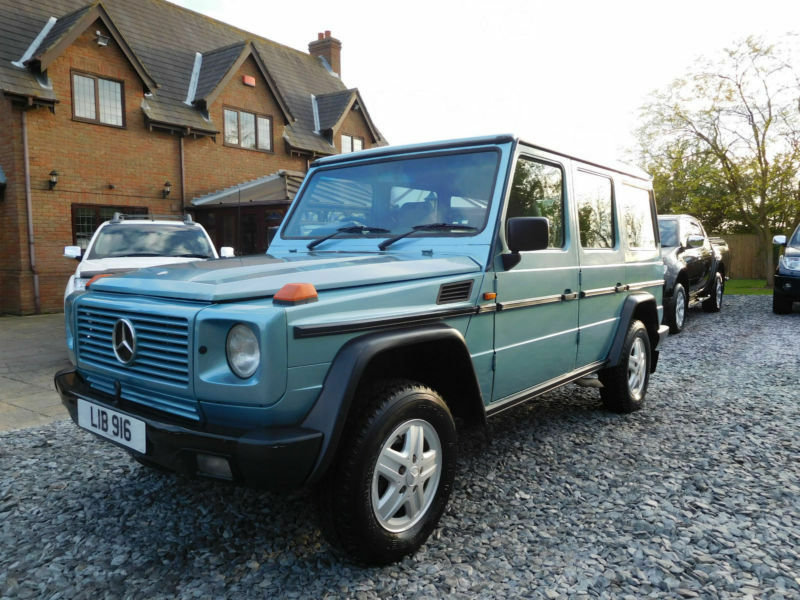 1991 Mercedes Benz G Wagon 300GE 5 Door 463 Class Wagen
