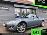 2011 Mazda MX-5 2.0 Roadster Kendo **Full Heated Leather - BOSE - Convertible**