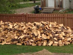 Seasoned quality firewood