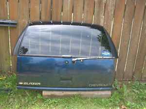 Chevy Blazer Doors, body and mechanical parts
