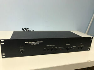 Vintage KLH Burwen Research DNF 1201A Dynamic Noise Filter