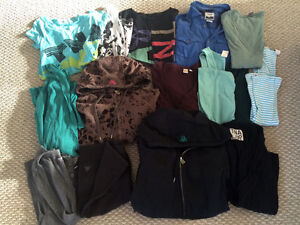 **TNA CLOTHING LOT**