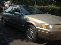 ***1999 Toyota Camry FULLY LOADED***LADY DRIVEN***
