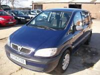 Vauxhall/Opel Zafira 2.0DTi 16v 7-SEATER Life