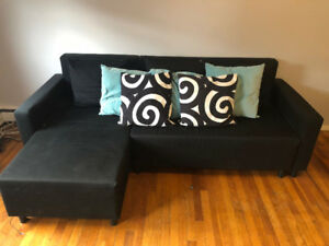 IKEA couch and chairs for sale