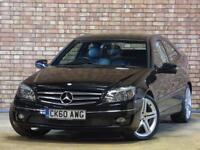 Mercedes-Benz CLC-Class CLC 160 BlueEfficiency Sport 1.6L 3dr