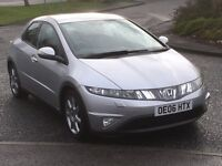 Honda Civic sport diesel 2.0 cdti 6 speed manual