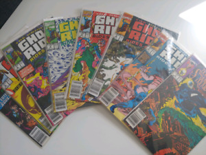 1990 Ghost Rider Comics - Great condition