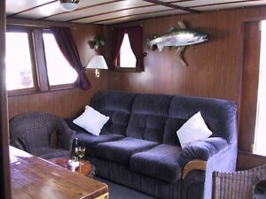 Ex-Seine charter vessel available for purchase Yukon image 5