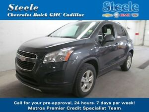 2014 Chevrolet TRAX LT AWD One Owner !!!!