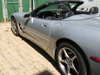 1999 Chevrolet Corvette Convertible Cabriolet